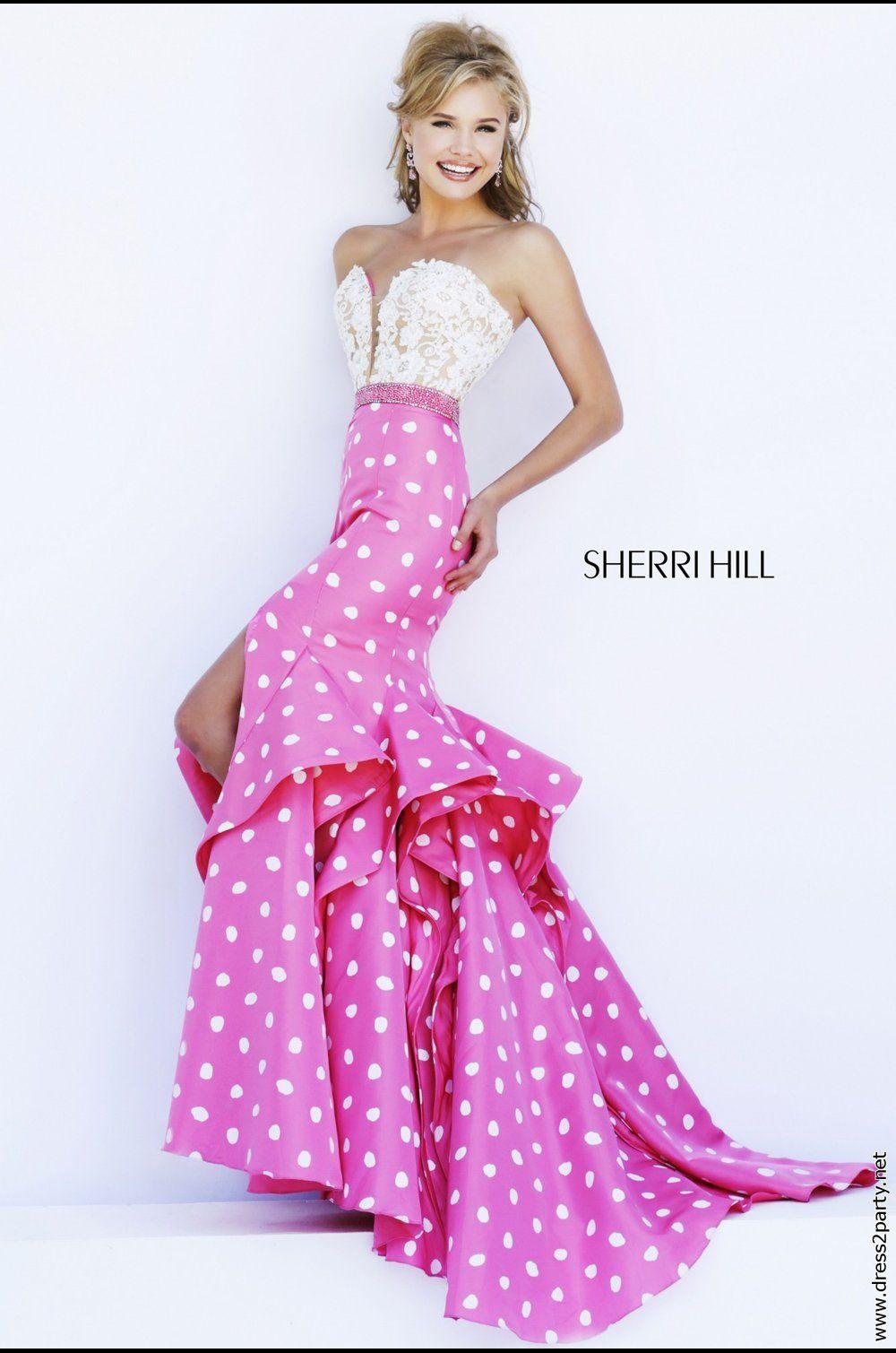 Magnífico Diseñadores De Vestidos De Baile Como La Colina De Sherri ...