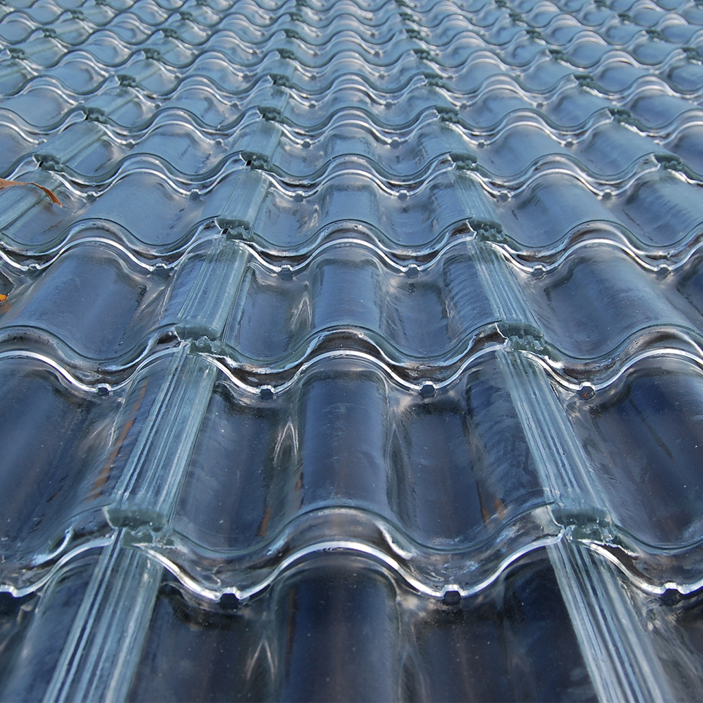 Glass Roof Panels Deliver More Efficient Heating Design