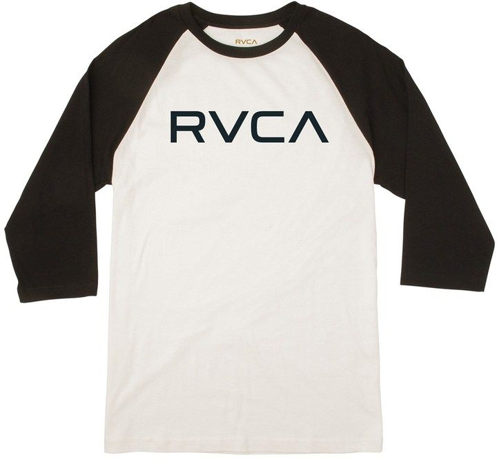 7e90450c RVCA Men's Big RVCA Baseball Tee 8157451 | mens fashion in 2019 ...