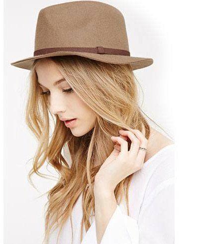 Verschiedene Arten von Fedora-Hüten - Style Guide #fedoras