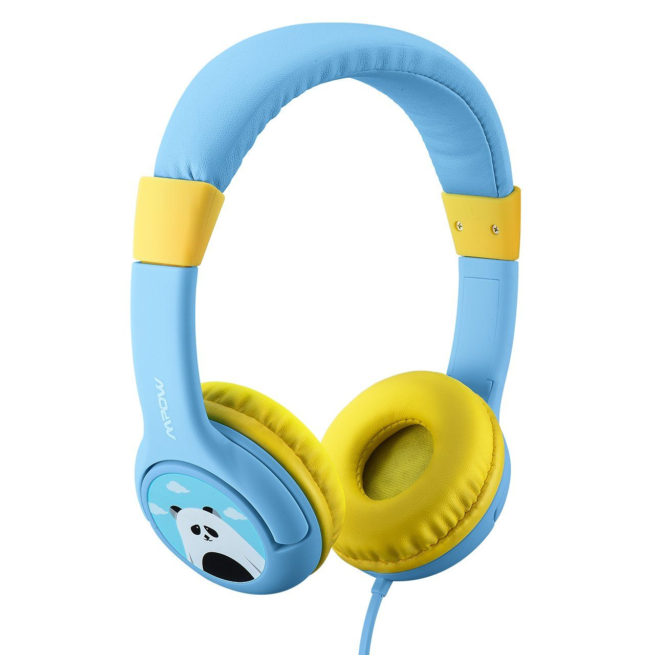 22291d9f95a Mpow Kids Headphones Wired OnEar Headphones with Music Sharing Function 85dB  Volume Limited Hearing Protection Safe