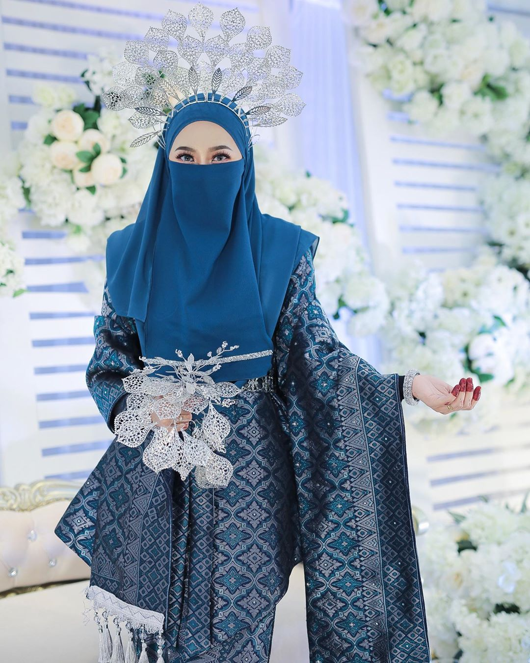 VioletRose Story: #Day 6 'Your Dream Wedding' |Pengantin Purdah