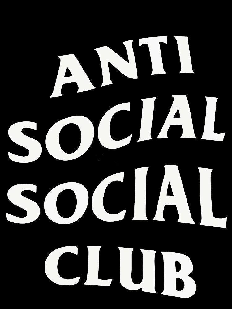 4942b9e57770 Anti social social club logo