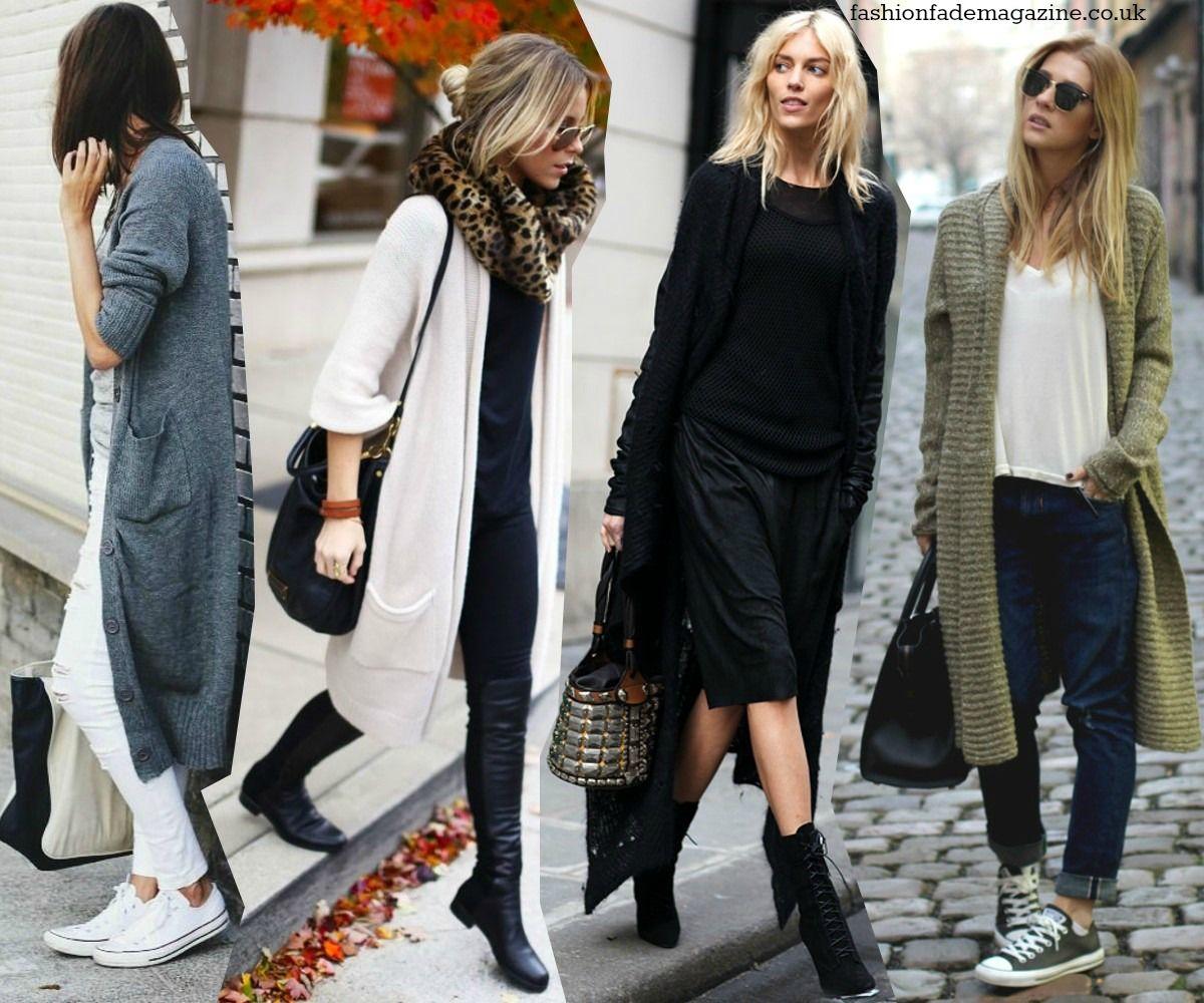 Fashion Fade Magazine : Ways To Wear The Maxi Cardigan | style 2 ...