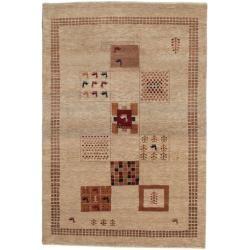 Gabbeh Loribaft Teppich 150x224 Orientalischer Teppich