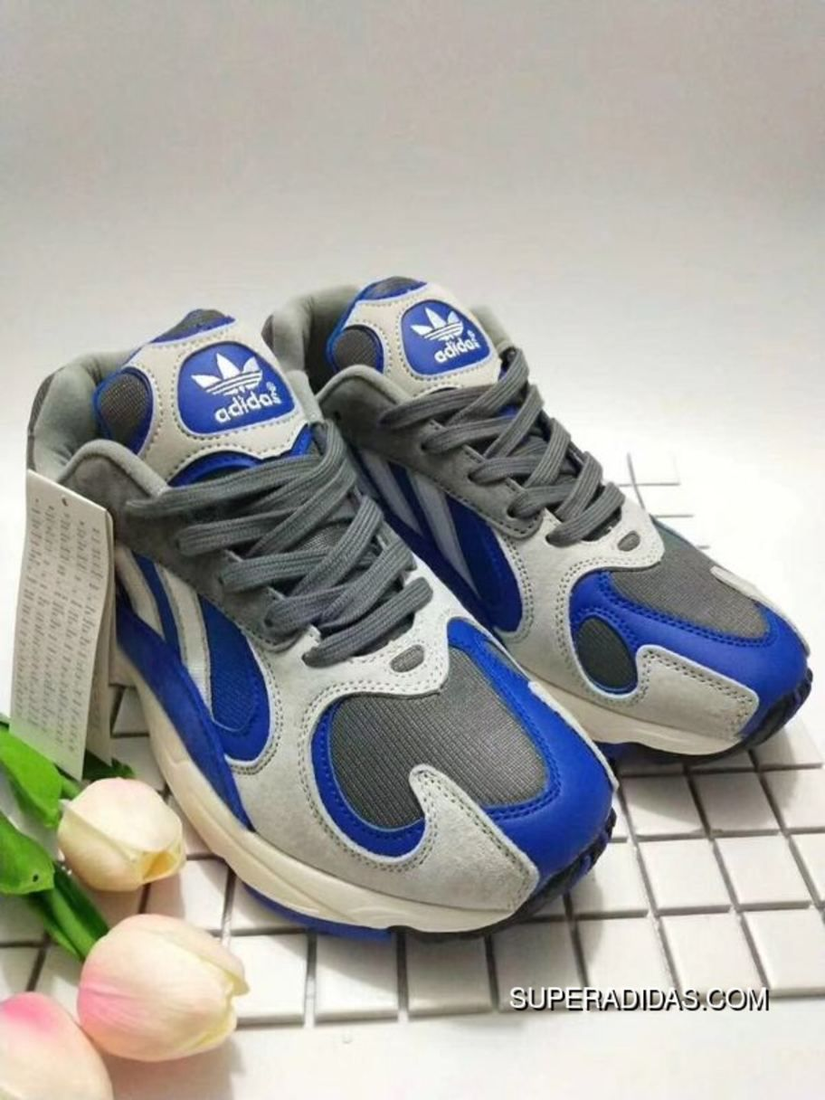 cec2b4adf83db4 Kanye West Wind Nostalgic Retro Adidas Originals YUNG-1 Simplified YEEZY700  Dad Sneakers Clunky Sneaker Dad Shoes Navy Blue Grey For Sale