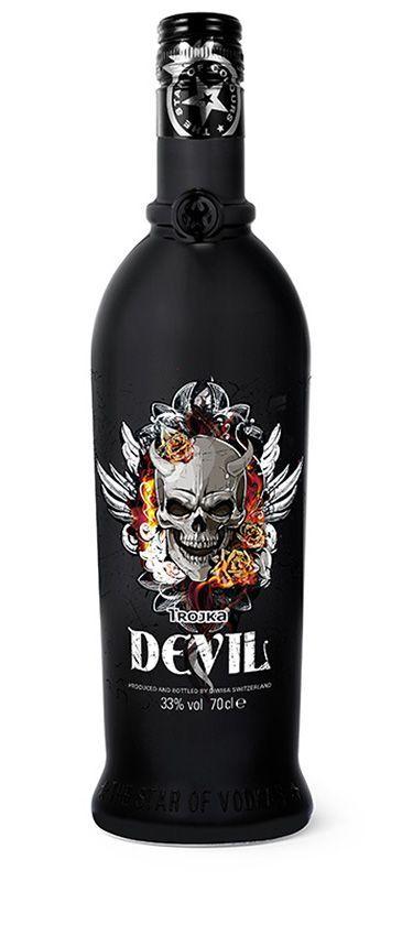 Trojka devil vodka vodka pinterest devil trojka devil vodka malvernweather Choice Image