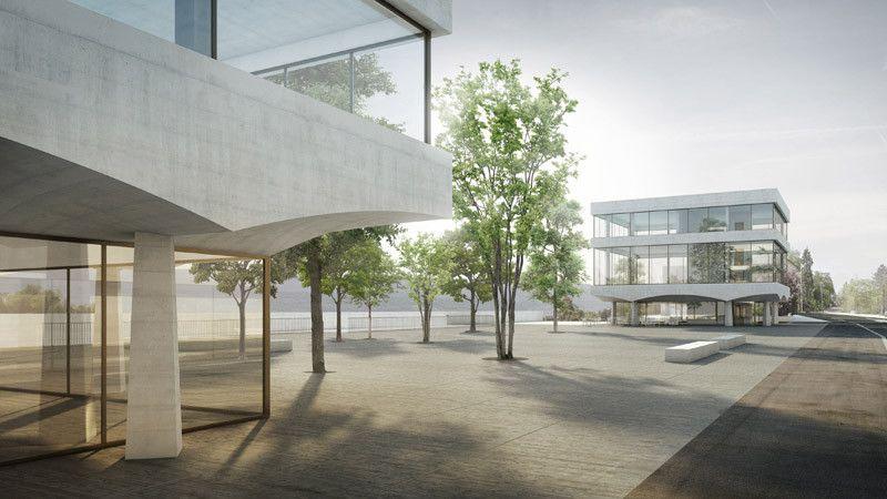 Visualisierungen Architektur visualisierungen maaars architektur visualisierung zürich