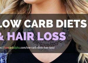 Can Low Carb or Ketogenic Diets Cause Hair Loss? | Hair ...