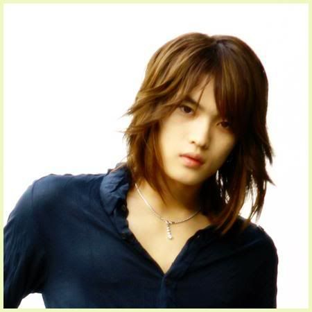 Remarkable Jaejoong Long Hair Who Looks The Most Feminine In Korean Male Short Hairstyles Gunalazisus