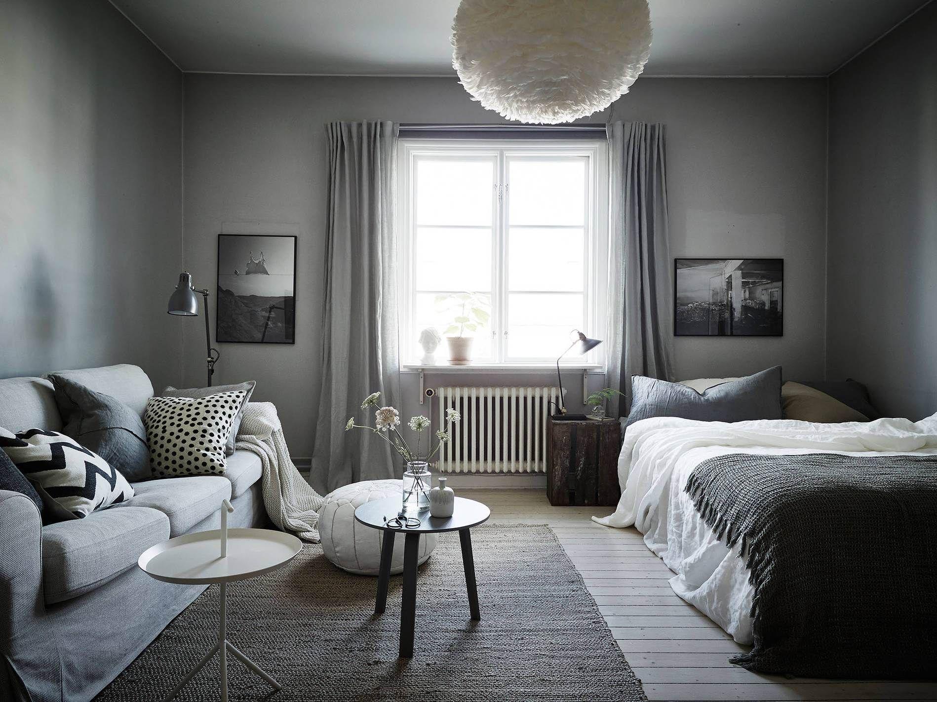 Kleine Wohnung, Wohnungseinrichtung, Nordisch Wohnen, Jugendzimmer  Gestalten, Erste Eigene Wohnung, Neues Zuhause, Einrichten Und Wohnen,  Schlafzimmer Ideen ...