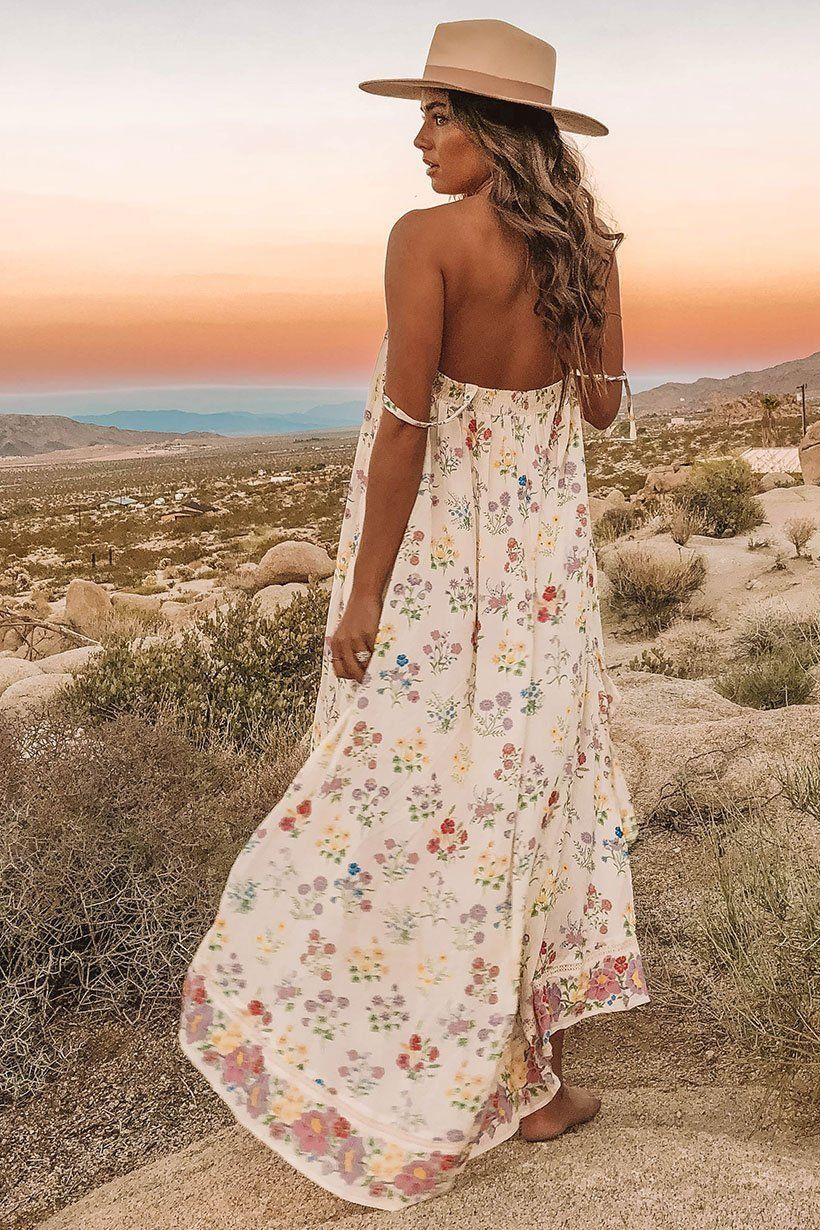 Details about SPELL AND THE GYPSY COLLECTIVE POSY MAXI DRESS M BNWT ... d3f12a947
