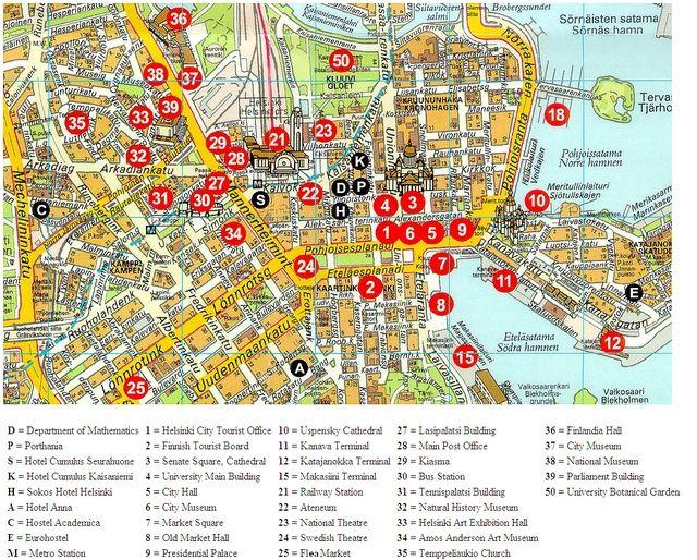 Maps of Scandinavia Helsinki Copenhagen denmark and Buckets