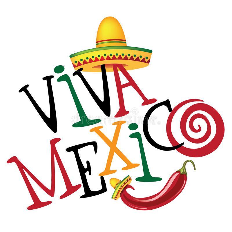 Clip Art Viva Mexico Mexican Crafts
