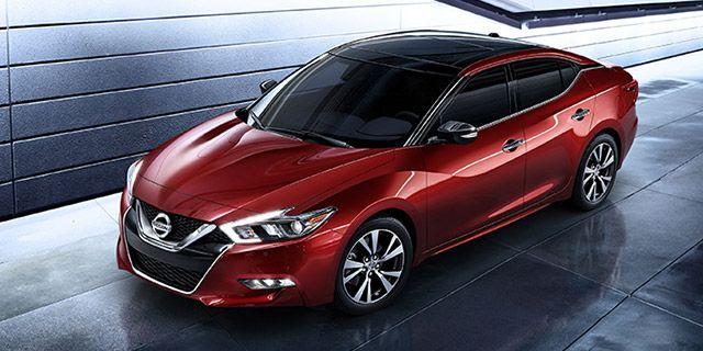 Nissan USA For Varian Nissan maxima, 4 door sports