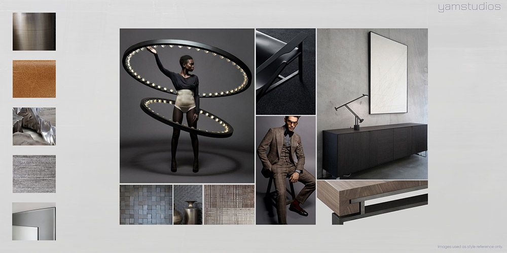Minimal Mood Boards Minimal Interior Design London Yam