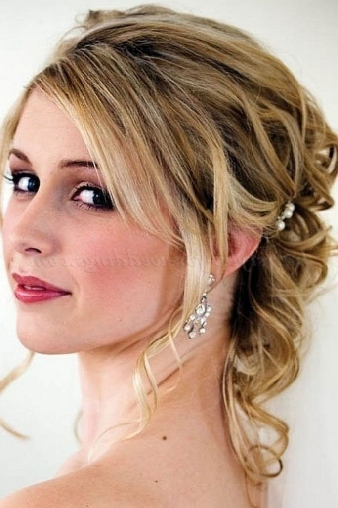 Mother Of The Groom Updo Hairstyles Wedding Half Up