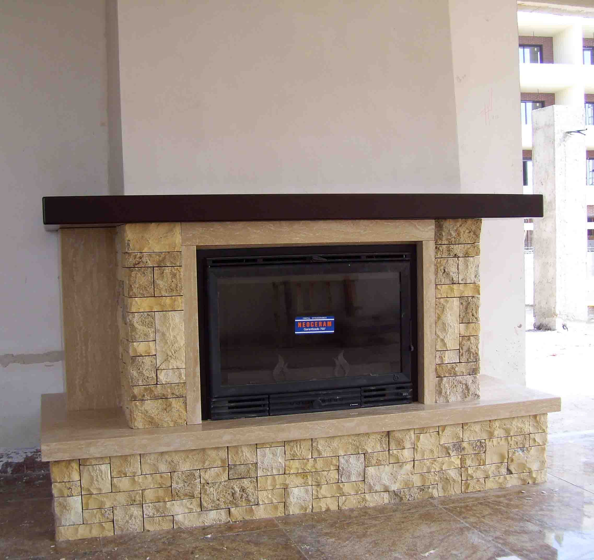 Chimeneas de piedra buy chimeneas product on interior exterior design - Chimeneas de interior ...