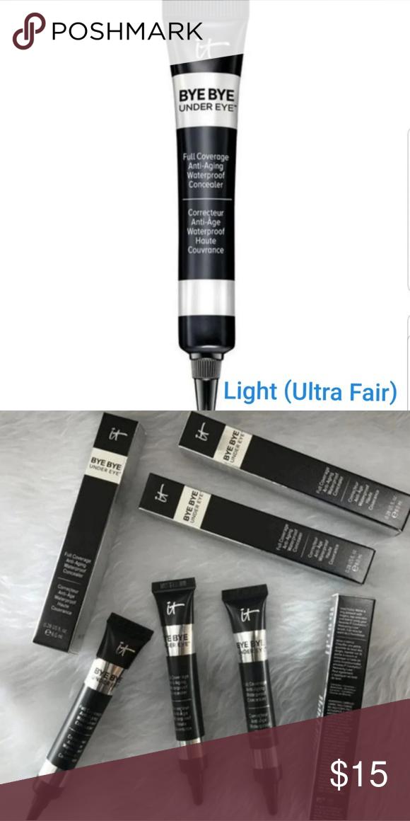 It Cosmetics Bye Bye Under Eye Concealer Waterproof