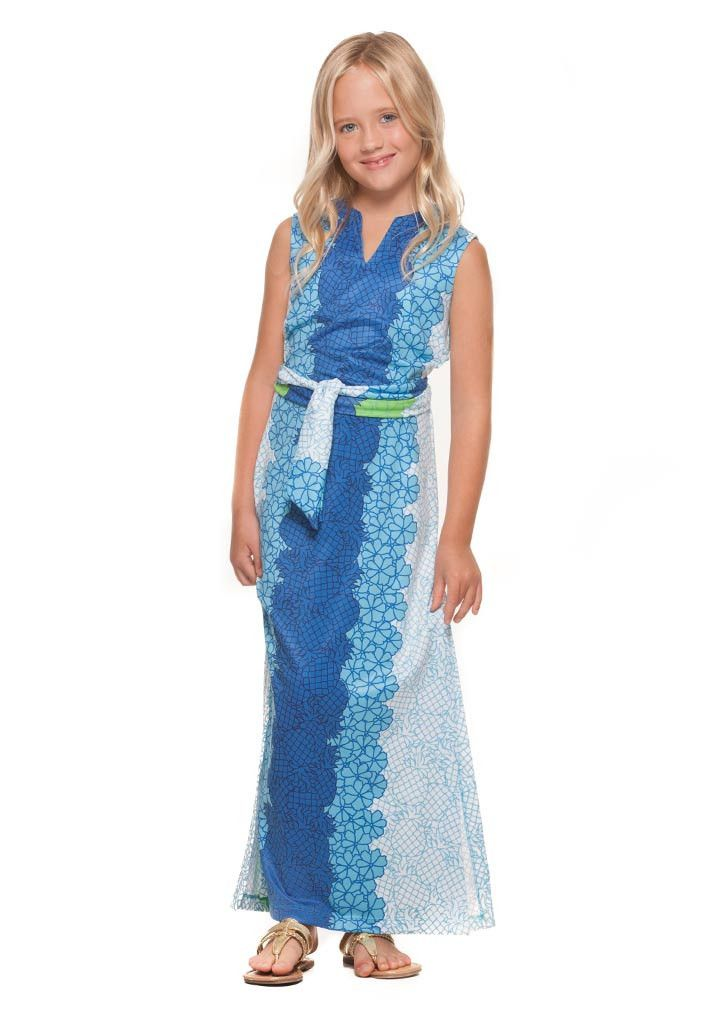 5670882c300b5 The Katie is a beautiful children s version of our Morgan Maxi dress ...