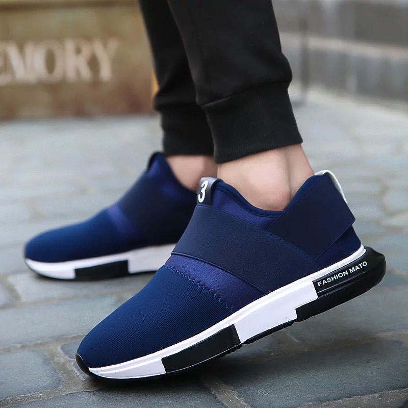 ราคา 790 บาท #Preorder รหัส KJ1390 #รองเท้า #รองเท้าแฟชั่น #รองเท้าผู้ชาย  #รองเท้าผ้าใบ #รองเท้าชาย #รองเท้าเท่ห์ๆ #รองเท้าผู้ชายแฟชั่น #shoes #men  ...