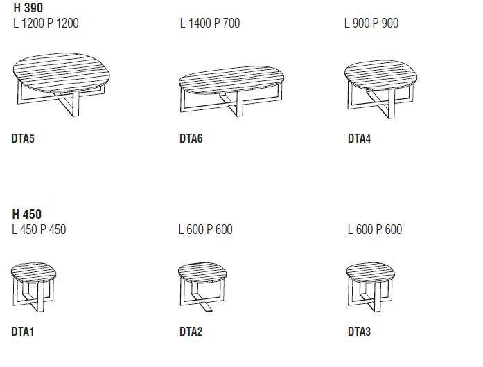 Domino Next Tavolino By Molteni  C Design Nicola Gallizia