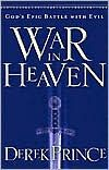 War in Heaven: God's Epic Battle with Evil, by Derek Prince, is free in the Kindle store and from Barnes & Noble, eChristian, Kobo and ChristianBook, courtesy of Christian publisher Chosen Books.