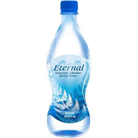 Eternal Artesian Naturally Alkaline Water Oz Pack Of - Alkaline water bottle