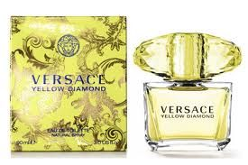 perfume versace diamante amarillo