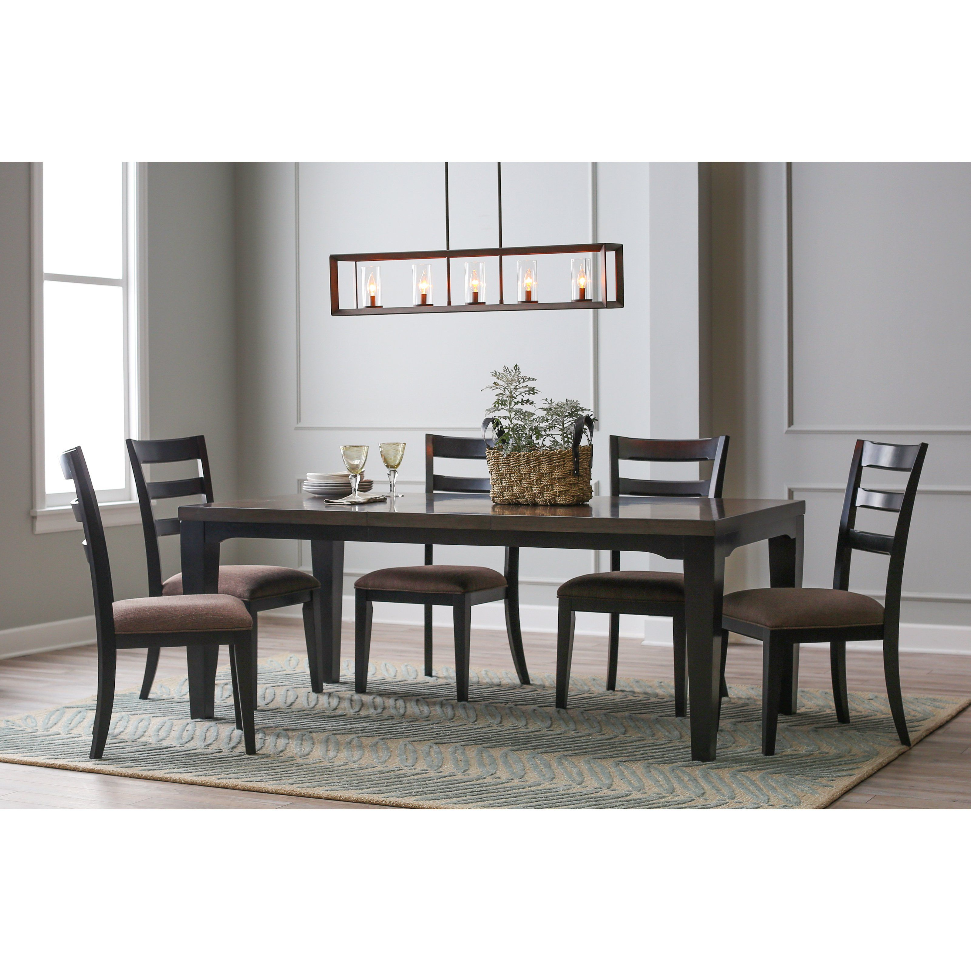 Belham living sheridan extension dining room table from hayneedle com