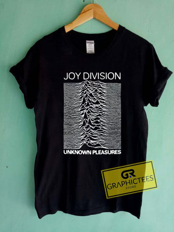f3d315ea Joy Division Unknown Pleasures Graphic Tees Shirts //Price: $13.50 // #mens