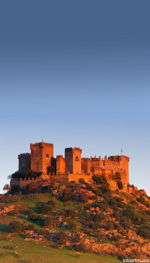 Almodóvar del Rio Castle, Córdoba, Spain