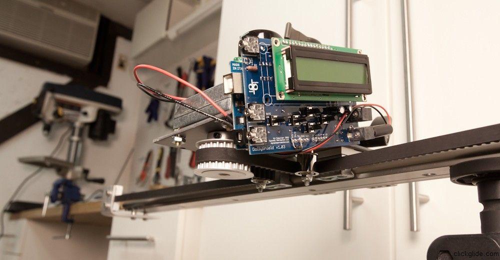 Diy motorized camera slider iphone video photography