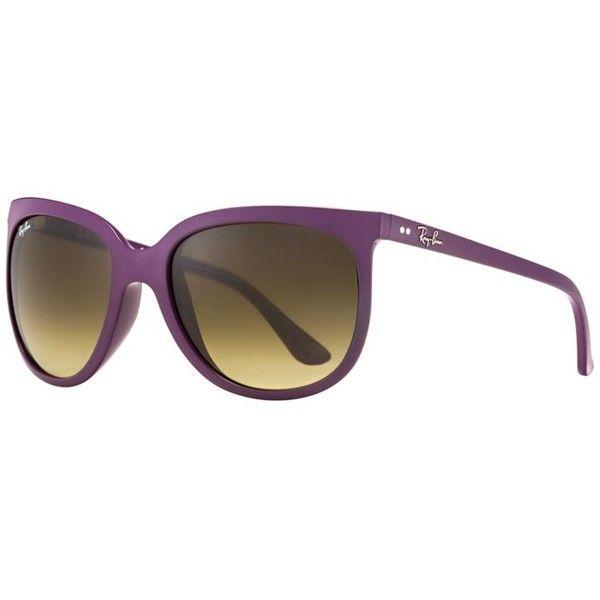 0ce8b32963 Ray-Ban Cats 1000 Purple Sunglasses