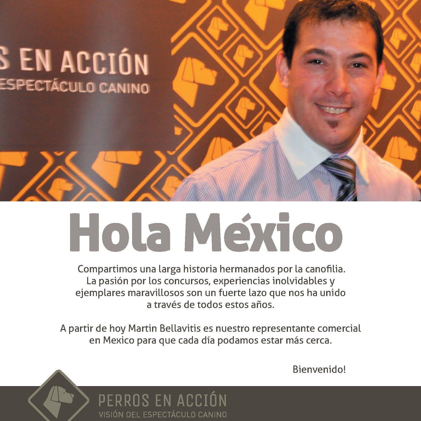 Hola México!!!