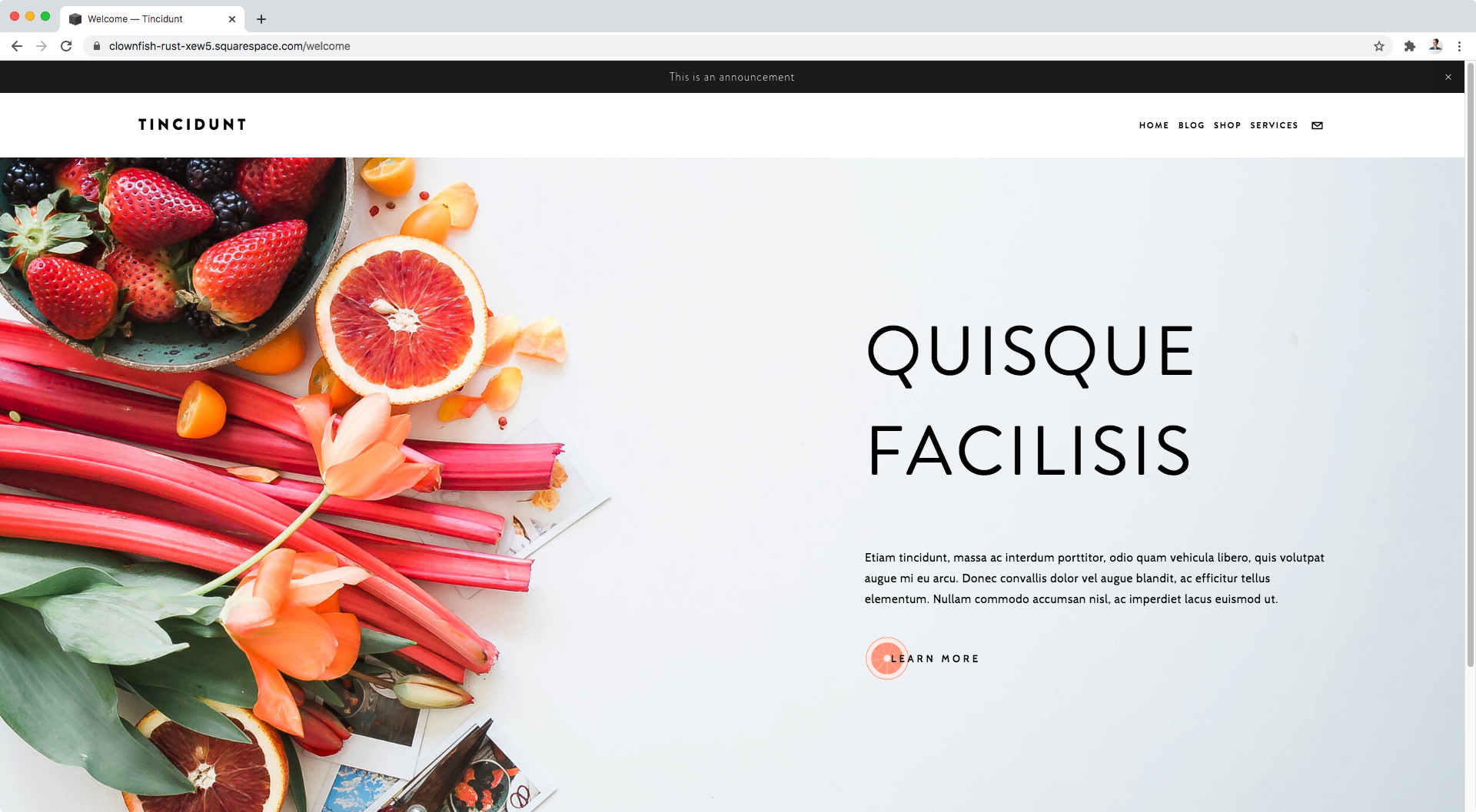 Adding an image to buttons in Squarespace 7.0 and 7.1