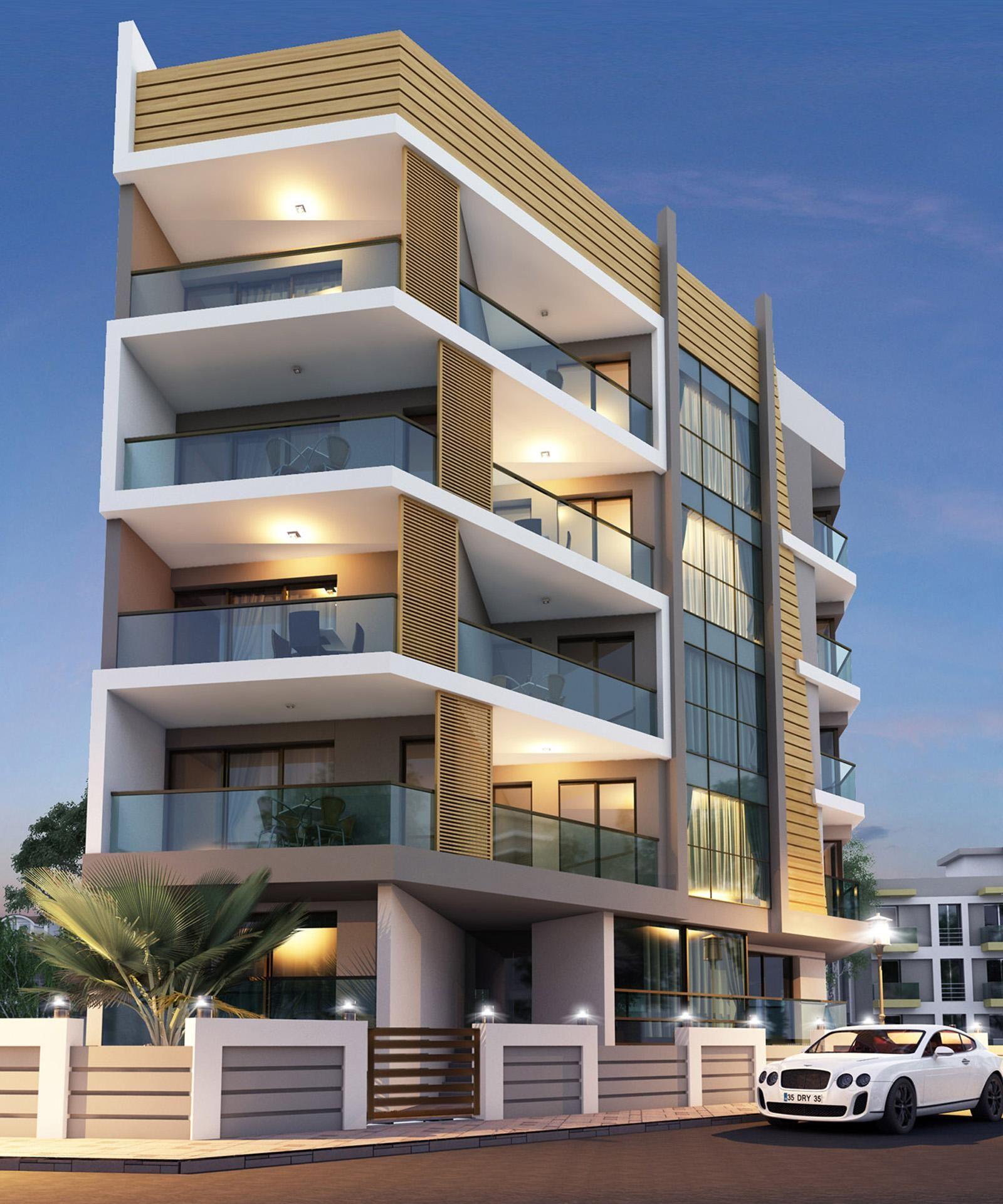 Delante Apartments: Özgür Apartmanı