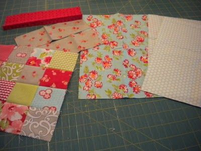 A Quilting Life  Patchwork Gift Bag Tutorial ac18ad6f05249