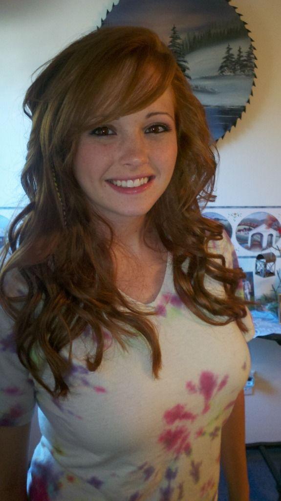 Hot wife pics redhead
