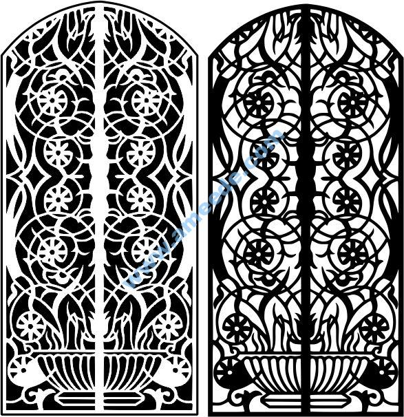 Arch Design Pattern Of Window Arches In The Castle Graphic Design Vector Vector Free Pattern Design Free Design