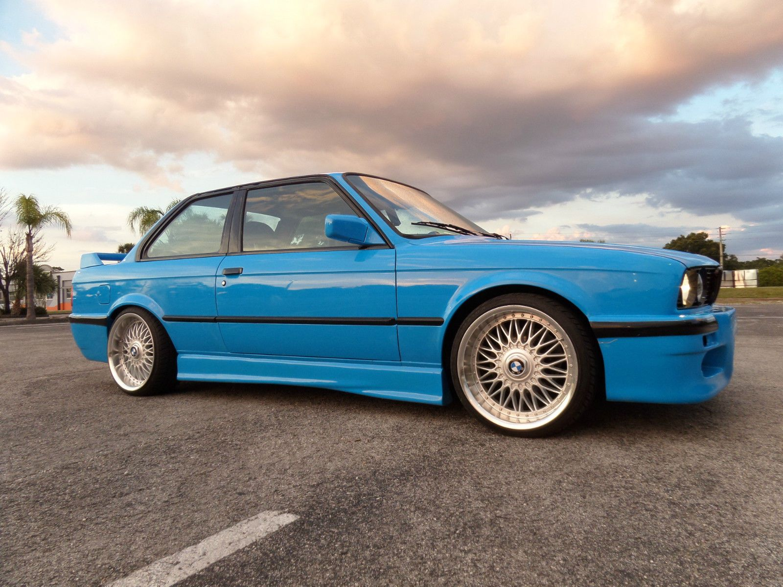 nice bmw 3 series 1991 bmw 318 is custom coupe e 30. Black Bedroom Furniture Sets. Home Design Ideas