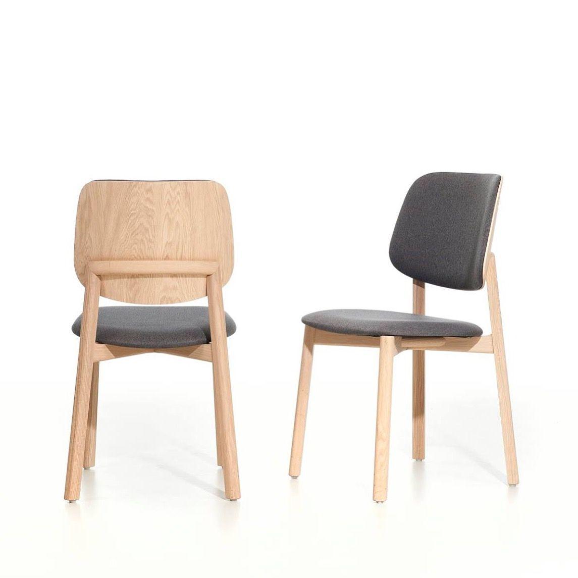 Lorem chair for paged furniture design by studio szpunar for Moderne stoelen outlet