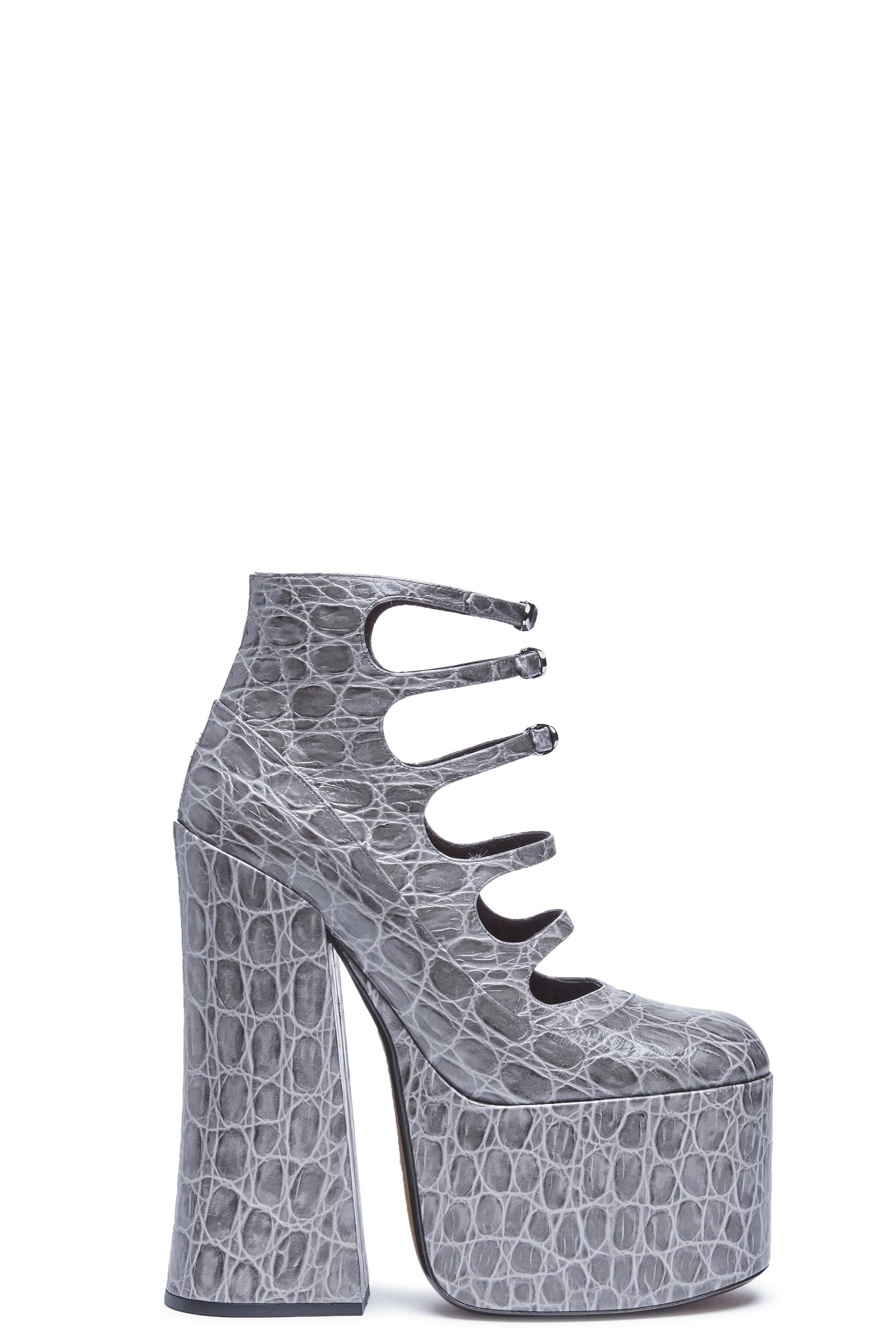 03a1c68c513 MARC JACOBS Lili Platform Strap Pump 170Mm.  marcjacobs  shoes ...