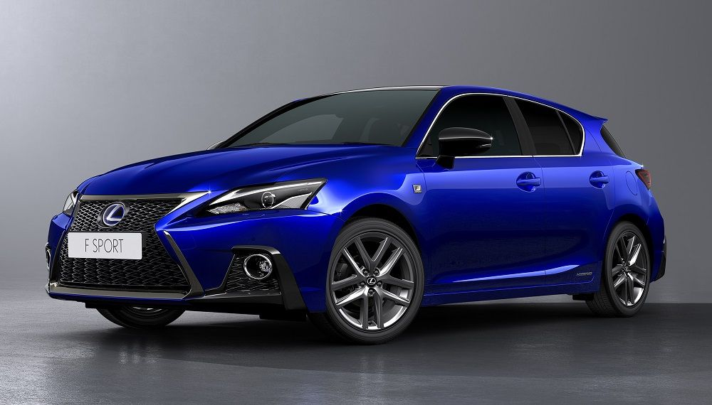 Lexus Gives CT Hybrid Another Makeover A Little Later In The Year Lexus  Dealers Around Australia Will Have An Updated 2018 Version Of The Lexus CT  200h To ...