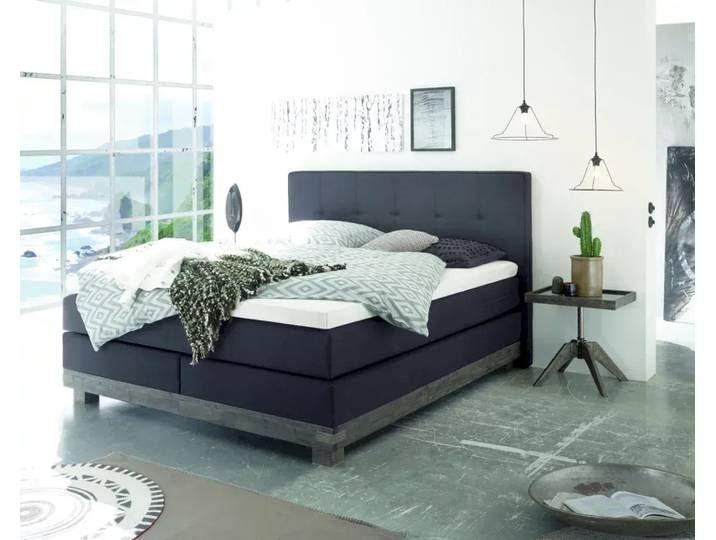 Photo of Hasena box spring bed Pronto Boston 180×200 cm / acacia Vinta
