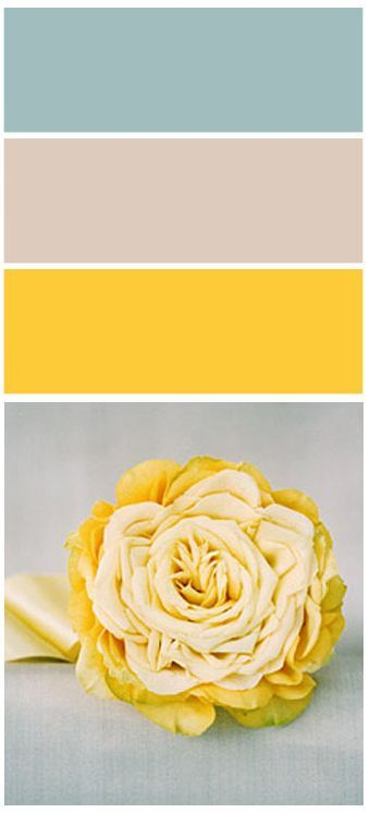grey,yellow color palette - Google Search