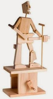 Timberkits are mechanical models made of wood and sold in kit form. Put them together, turn the handle and see them work. There is a great range of themes and and skill levels to suit everyone. Timberkits are creative, fun and educational
