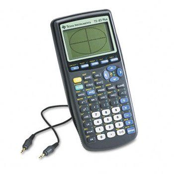 Texas Instruments TI-83 Plus Graphing...