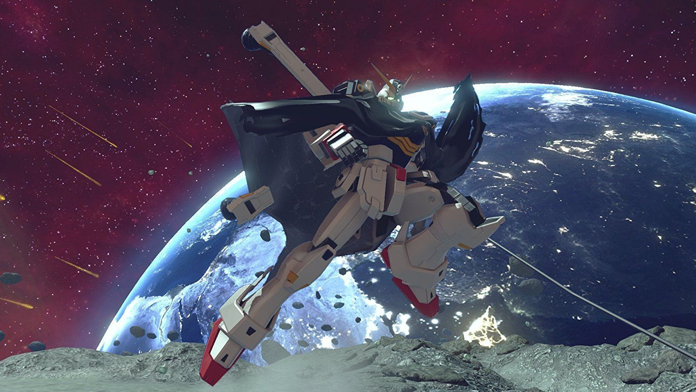 First Japanese TV spot for Gundam Versus debuts, preorder