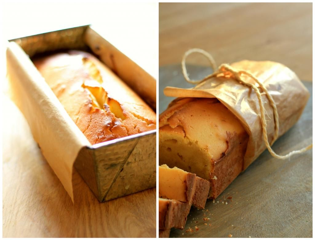 Sweets: Citroencake - BonBien